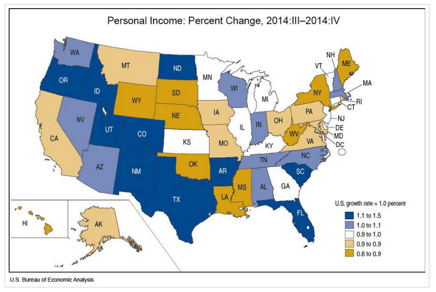 032515 Personal Income Change Map
